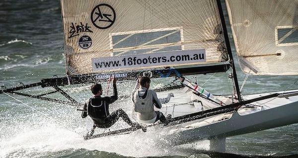 奥克兰周年帆船赛日 Auckland Anniversary Day Regatta