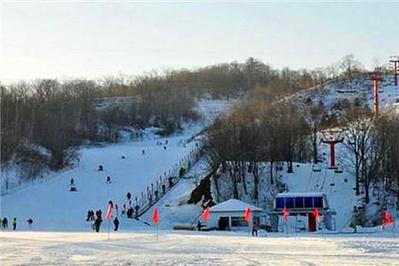 亚布力林业局滑雪场
