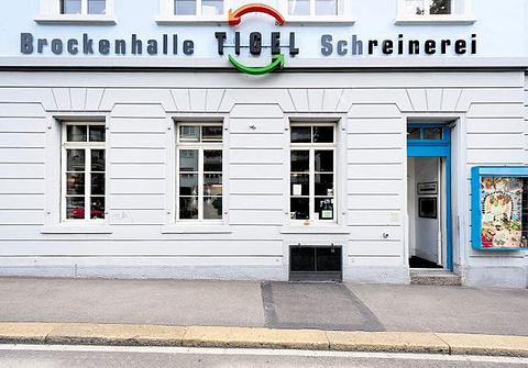 Brockenhaus:Genossenschaft Tigel
