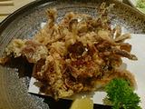 炸软壳蟹&河虾饼