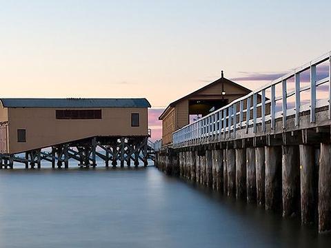 昆斯克利夫码头旅游景点图片