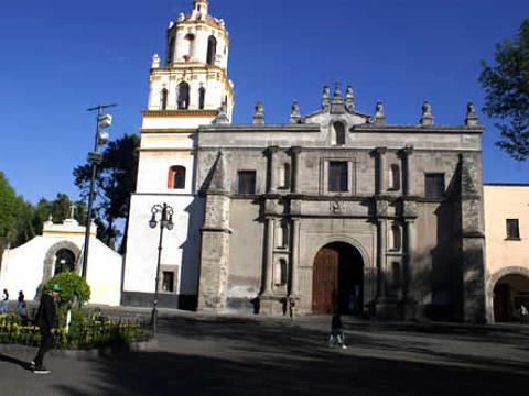 圣胡安施洗者教堂旅游景点图片