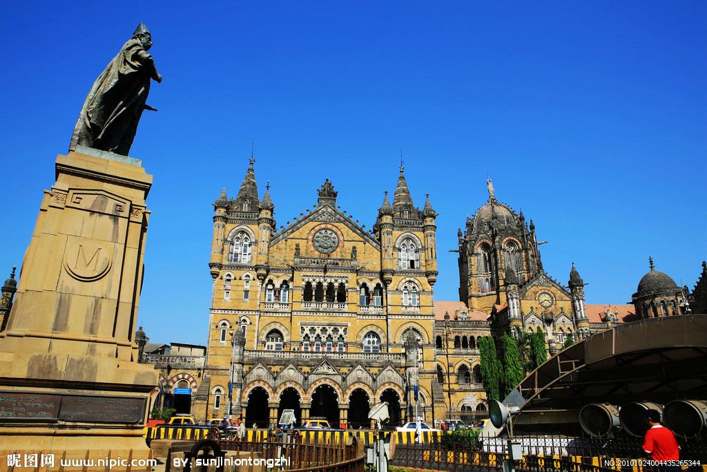 孟买殖民建筑一日游