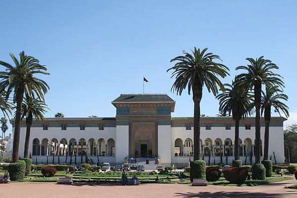 卡萨布兰卡皇宫旅游图片