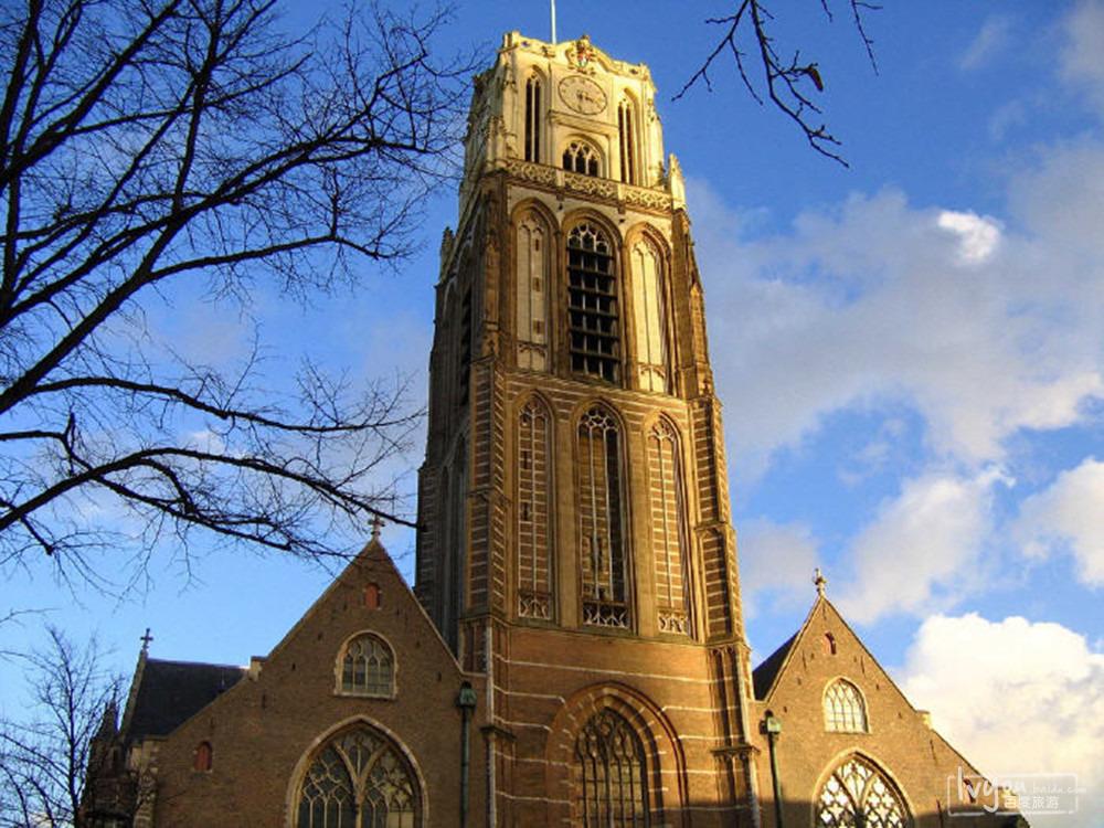 鹿特丹完美一日游