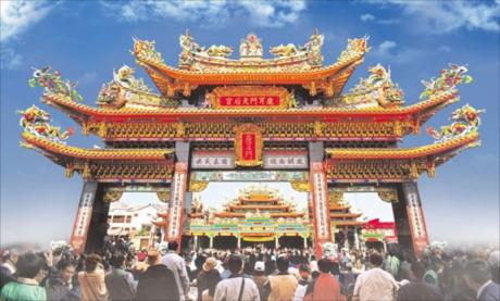 台南鹿耳门天后宫文化季