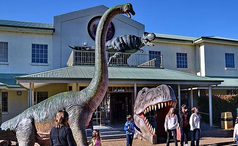 恐龙化石博物馆旅游景点图片