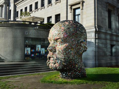 温哥华艺术中心旅游景点图片