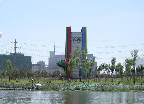 滨河公园的图片