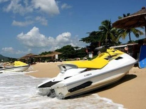 金海滩海洋乐园旅游景点图片