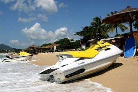 金海滩海洋乐园的图片