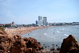 金沙滩浴场