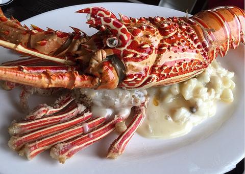 斐济海鲜大餐