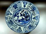 葡萄牙蓝瓷砖