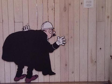 漫画博物馆旅游景点图片
