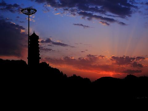 昌南湖旅游景点图片