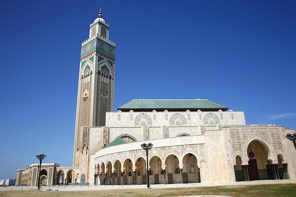 哈桑二世清真寺旅游图片