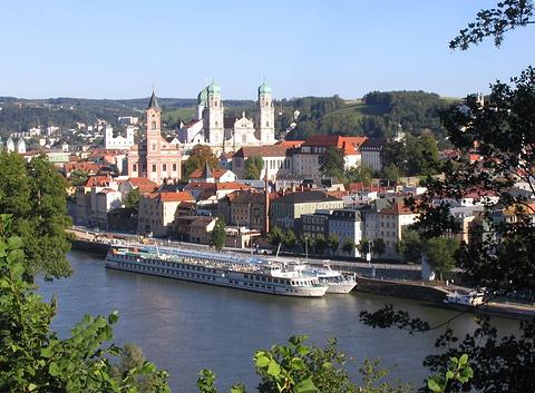 维也纳多瑙河观光游船