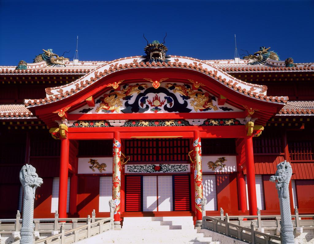 追寻历史古国琉球之旅