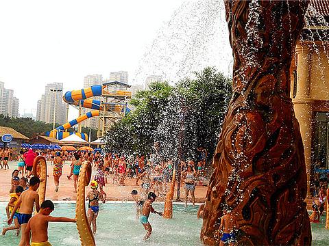 37度梦幻海水乐园旅游景点图片