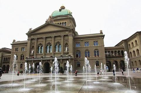 联邦议会大厦旅游景点攻略图