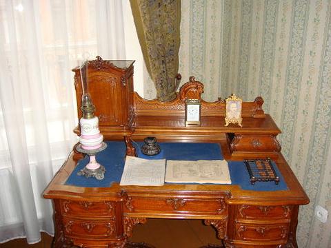 陀思妥耶夫斯基故居博物馆的图片