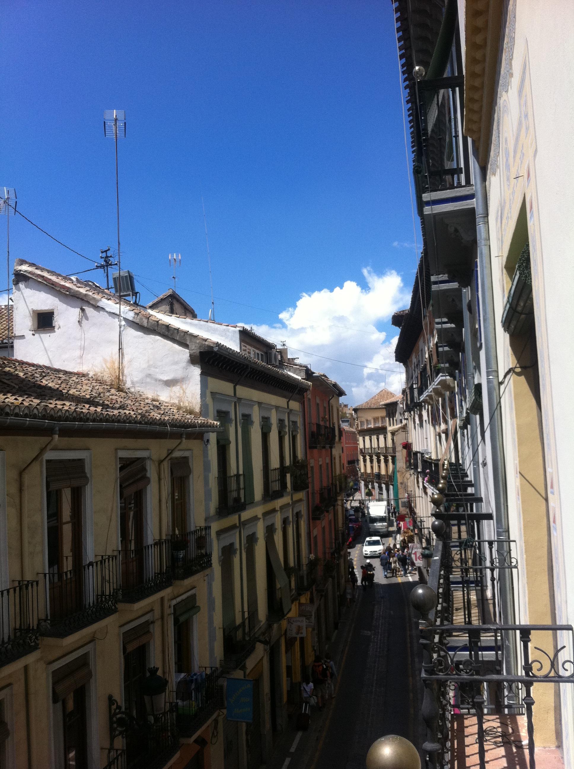 Calle Santa Escolastica