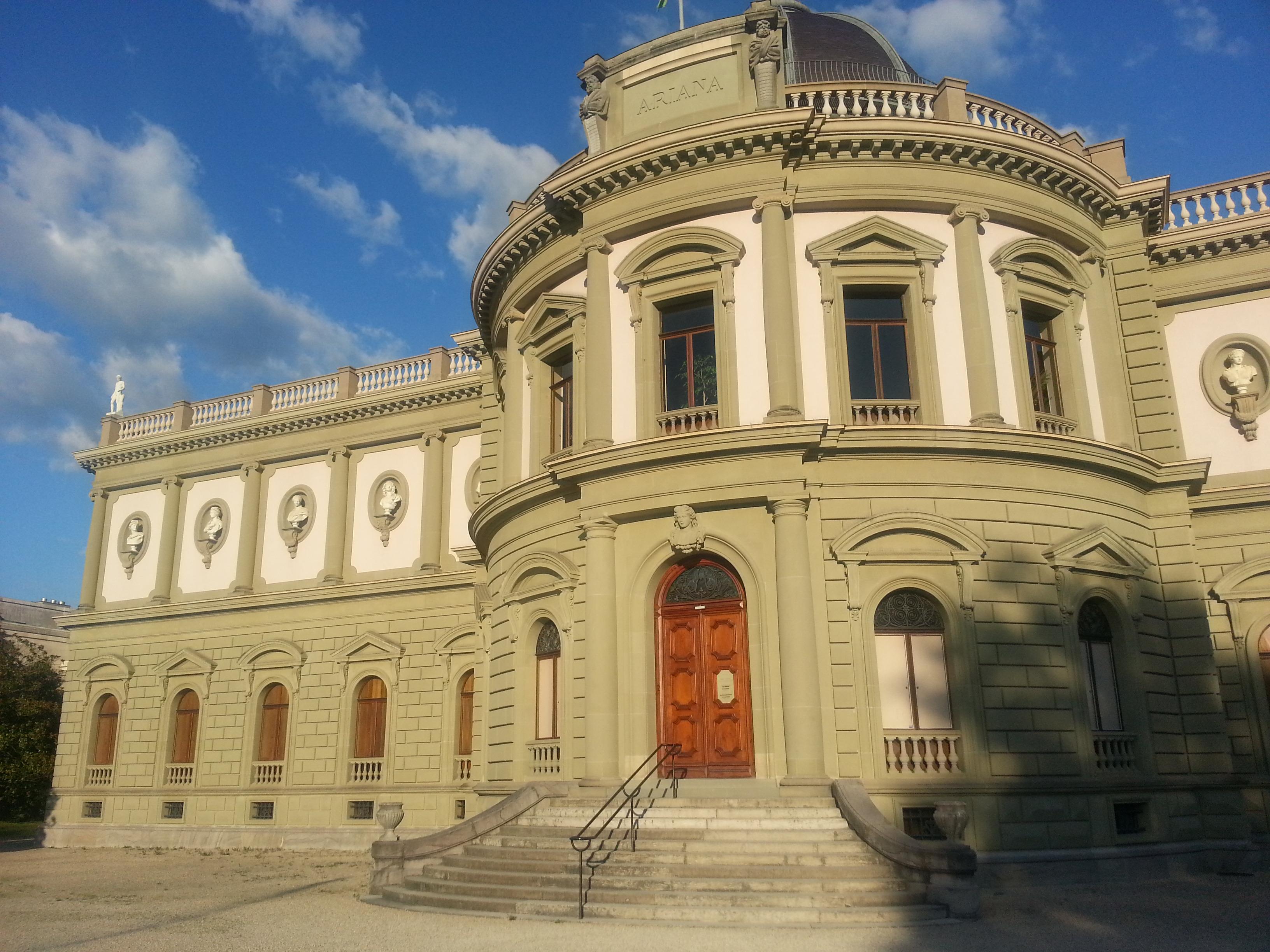 日内瓦博物馆探索发现之旅