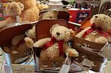 德国泰迪熊玩偶