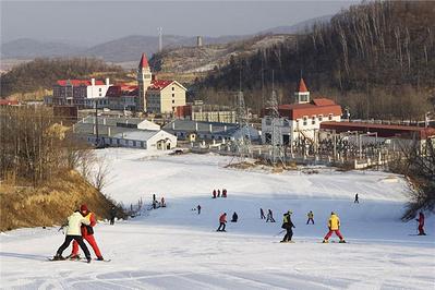 亚布力好汉泊滑雪场