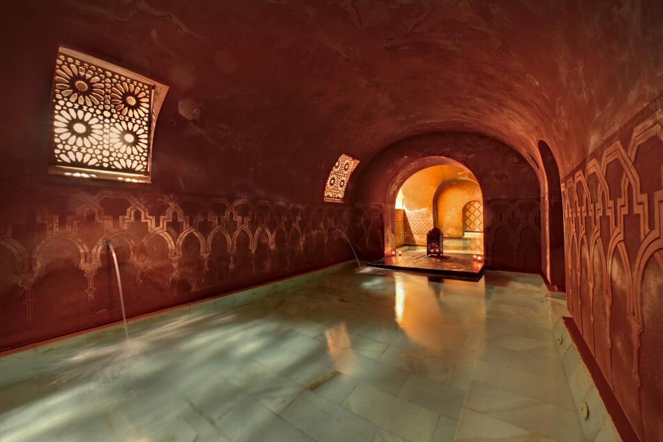 Hammam Alandalus 浴场