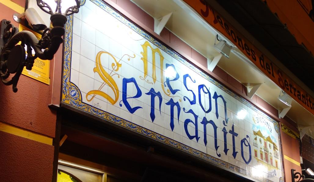 Meson Serranito