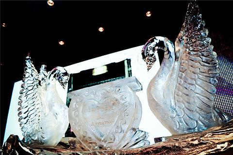 冰与雪的雕刻