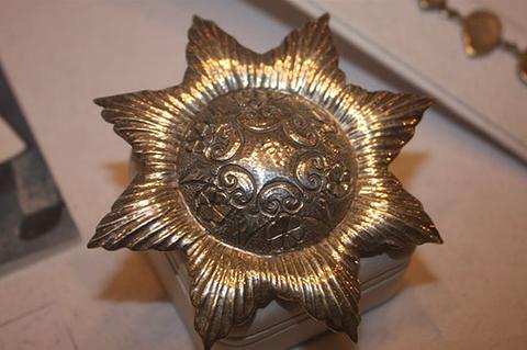 阿根廷银饰