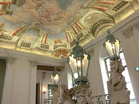 宫殿博物馆旅游景点图片