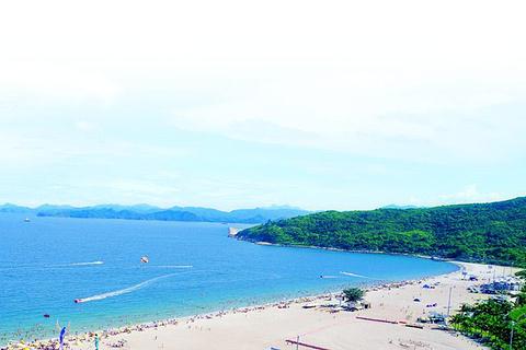 岭澳旧村海滩