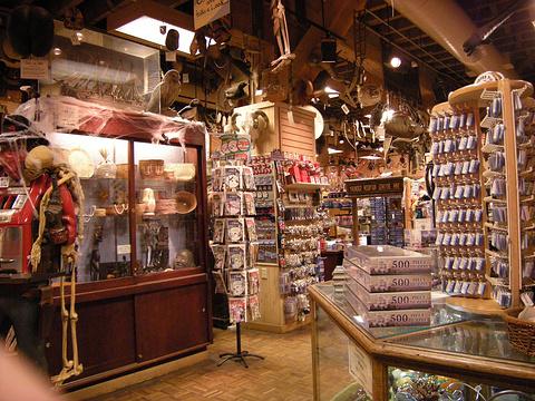 老古玩店旅游景点图片
