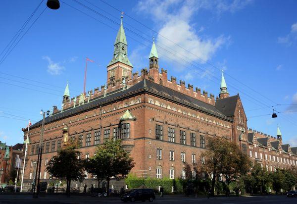 哥本哈根市政厅