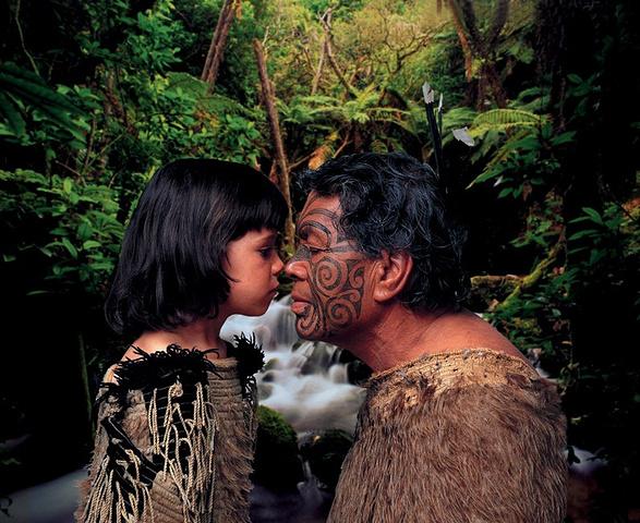 """""""一定是一次不错的体验_塔玛基毛利村寨""""的评论图片"""