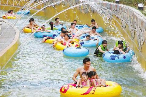 奥林海世界水上乐园