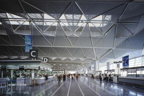 中部国际机场土特产馆