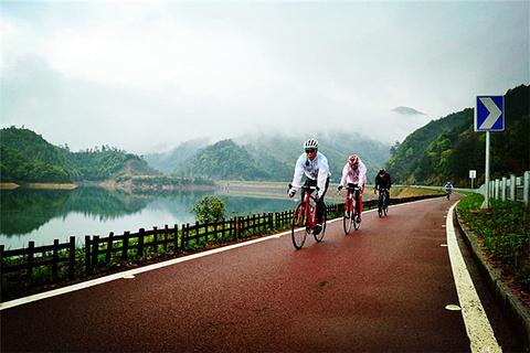 千岛湖骑行
