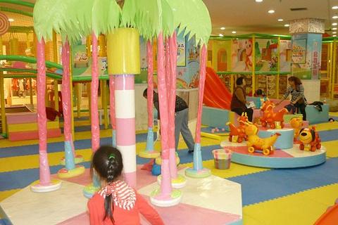 吉智岛儿童亲子乐园