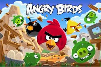 愤怒的小鸟店