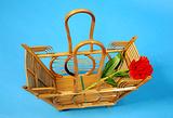 竹子编织和雕刻品