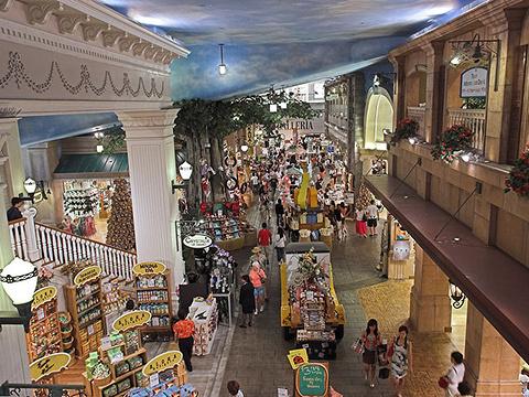 DFS Galleria Waikiki旅游景点图片