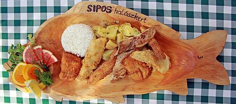 Régi Sipos Halászkert