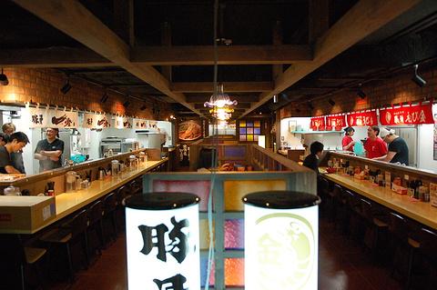 札幌薄野拉面馆