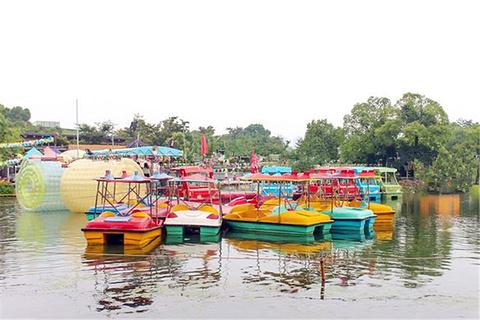 蠡湖公园水上游乐园