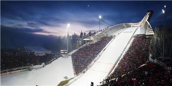 奥斯陆霍尔门考伦滑雪节(Holemenkollen Ski Festival)
